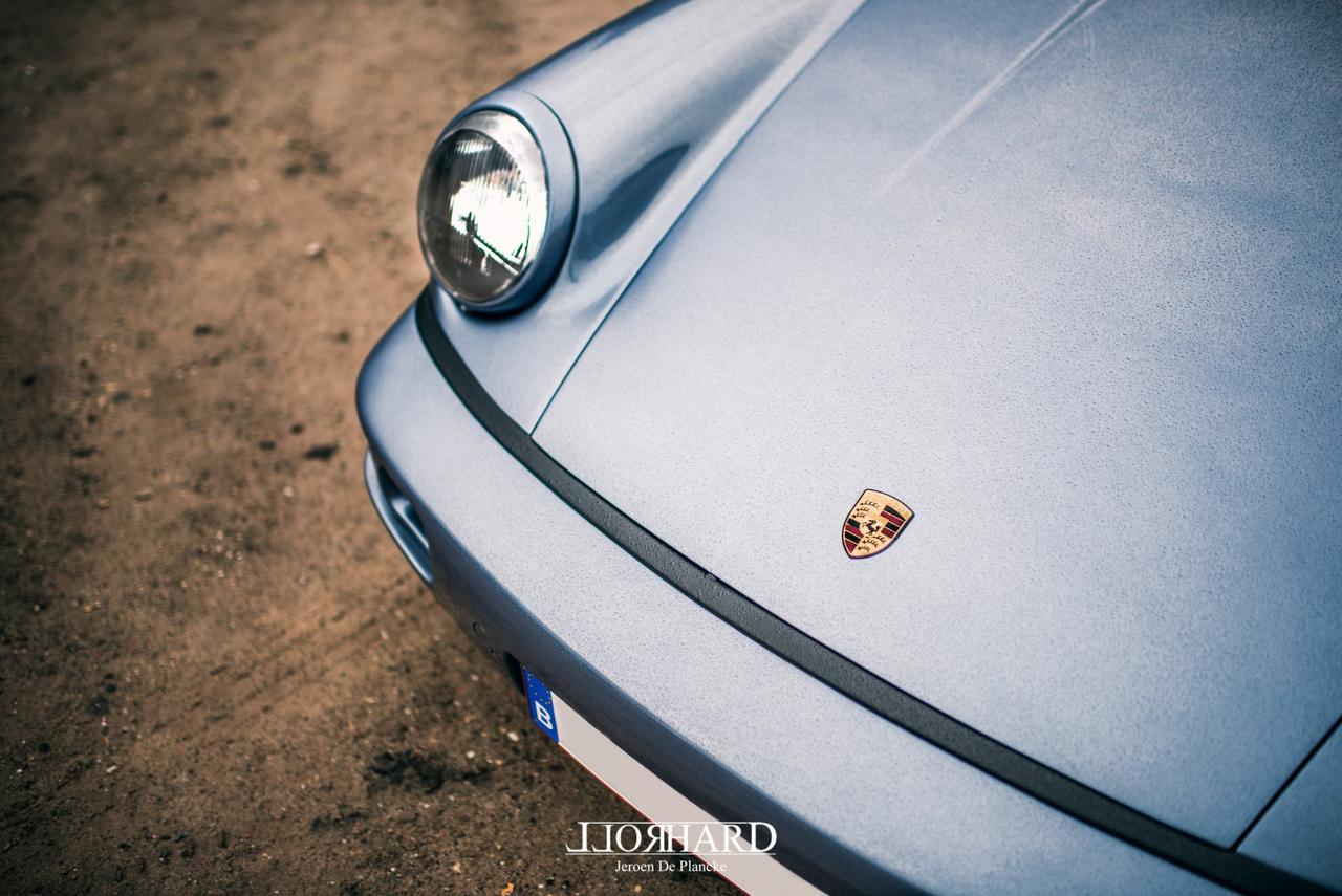Porsche 964 Carrera 4 - Belgium Outlaw ! 42