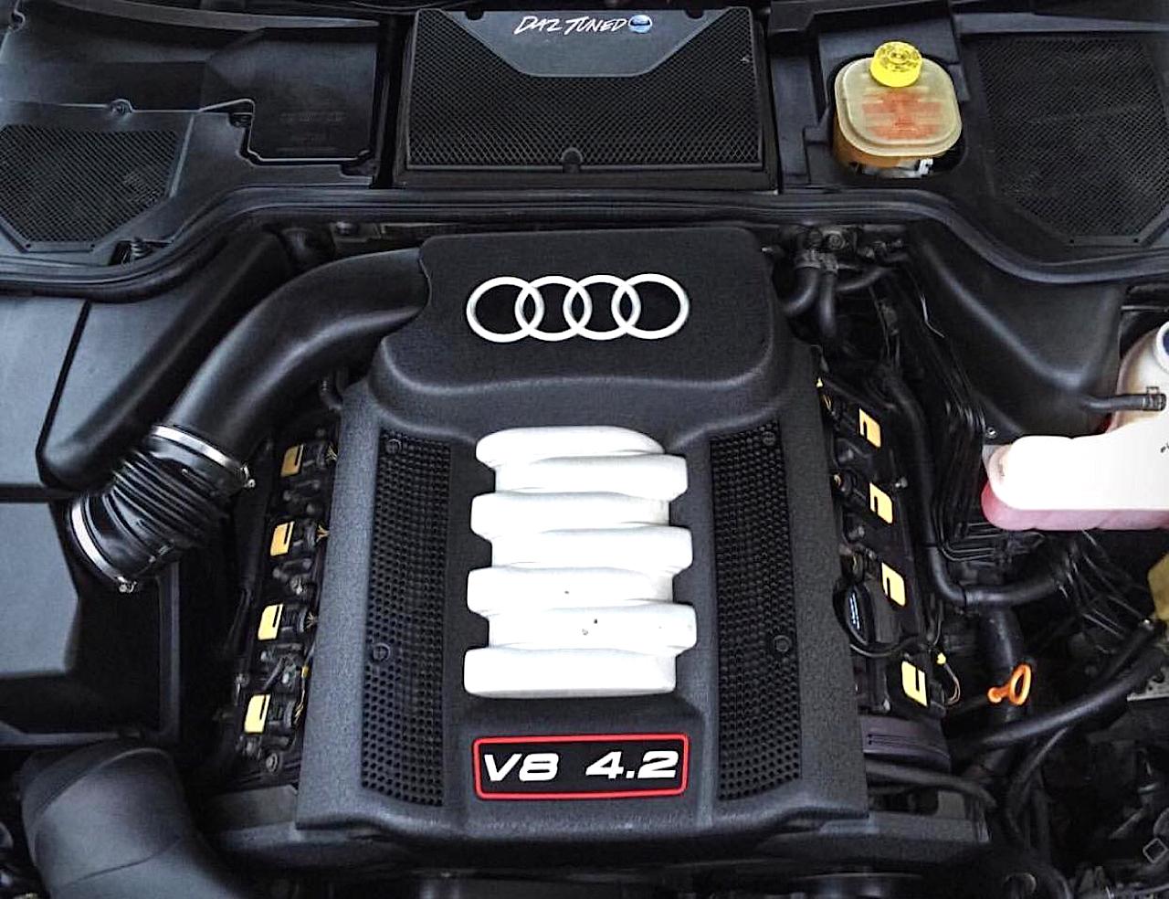 Audi S8 - Autobahn Express ! 22