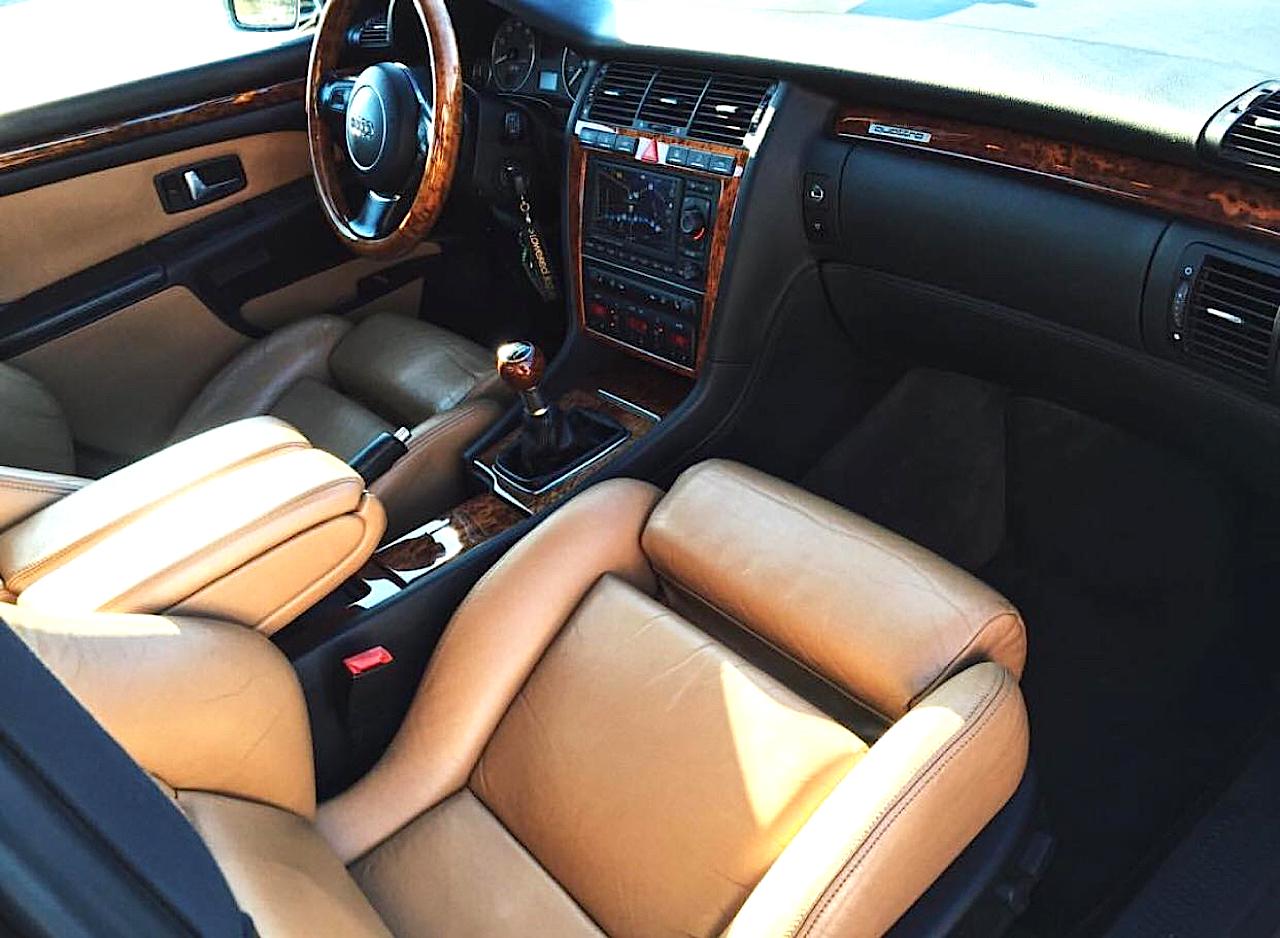 Audi S8 - Autobahn Express ! 24