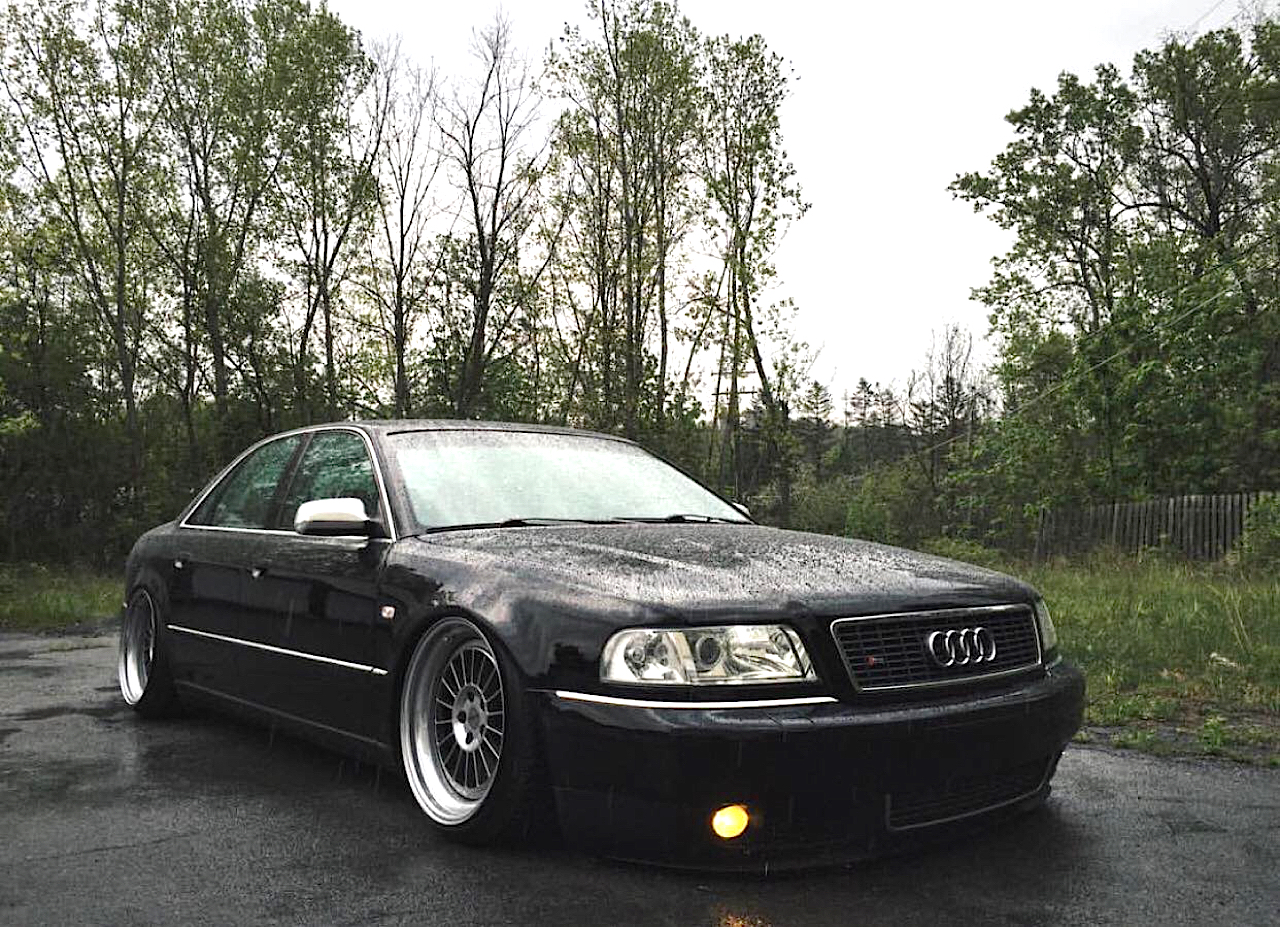 Audi S8 - Autobahn Express ! 30