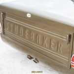 '56 Studebaker - Le bestiau de chez Titan Customs 40