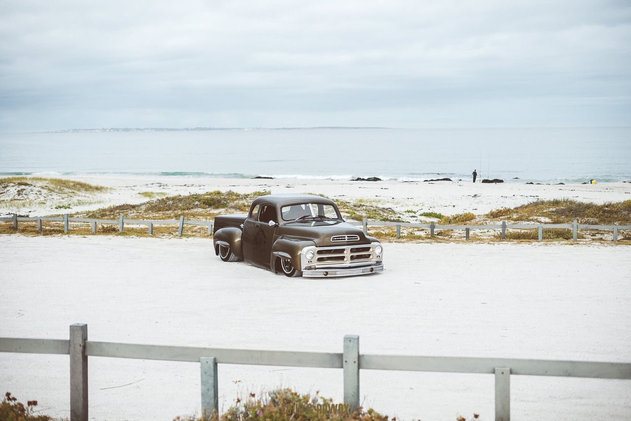 '56 Studebaker - Le bestiau de chez Titan Customs 33