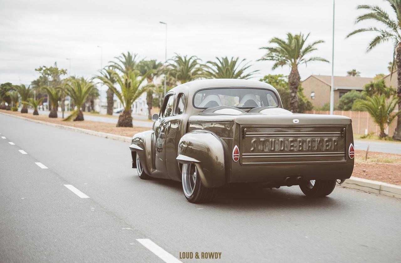 '56 Studebaker - Le bestiau de chez Titan Customs 31