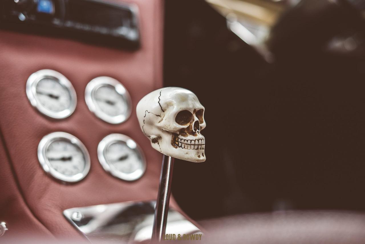 '56 Studebaker - Le bestiau de chez Titan Customs 36