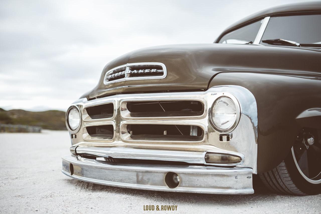 '56 Studebaker - Le bestiau de chez Titan Customs 30