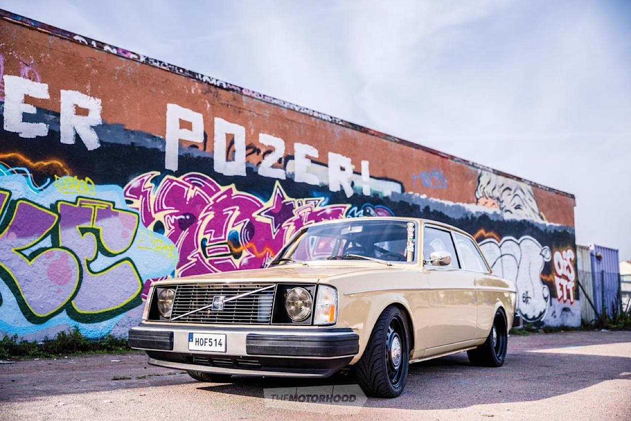 Volvo 240 Coupé : Un truc de viking ! 1