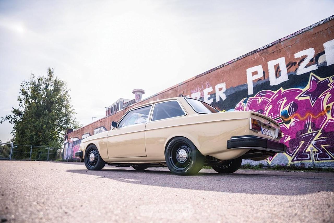 Volvo 240 Coupé : Un truc de viking ! 12