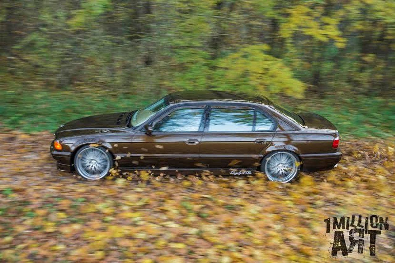 BMW 740il E38 Posey - Encore ?! 1