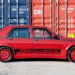 Alfa 75 Evoluzione - Tutta Rossa... Veramente Italiana ! 43