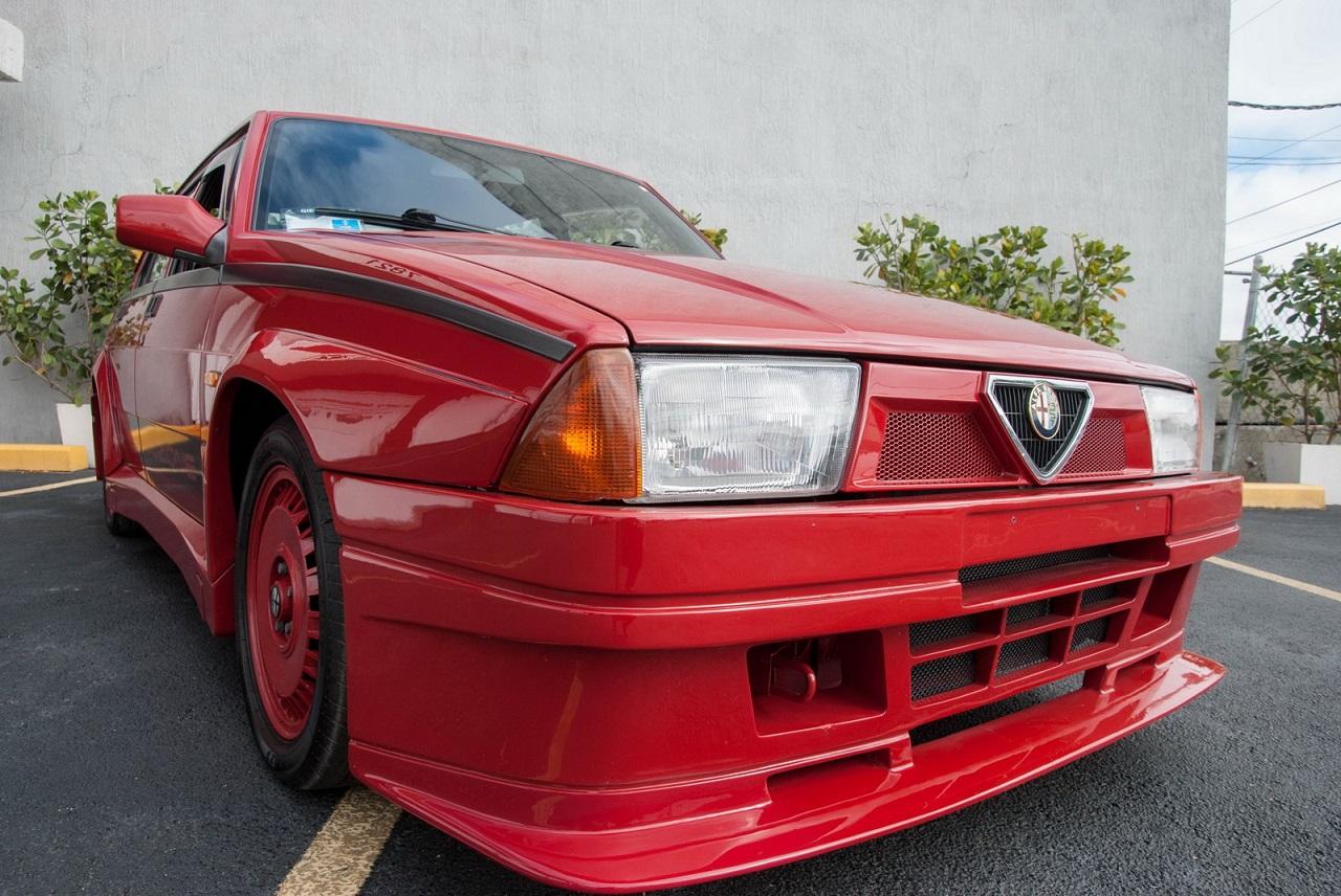 Alfa 75 Evoluzione - Tutta Rossa... Veramente Italiana ! 24