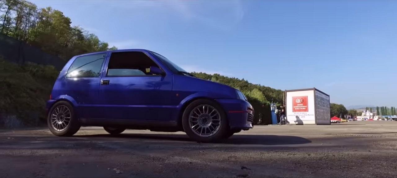 Fiat Cinquecento Sleeper - Mini-Missile ! 6