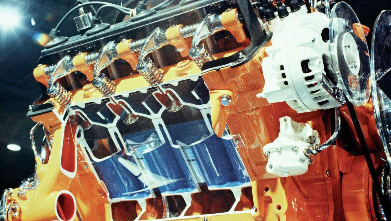 Engine Sound : 426 Hemi ! 13