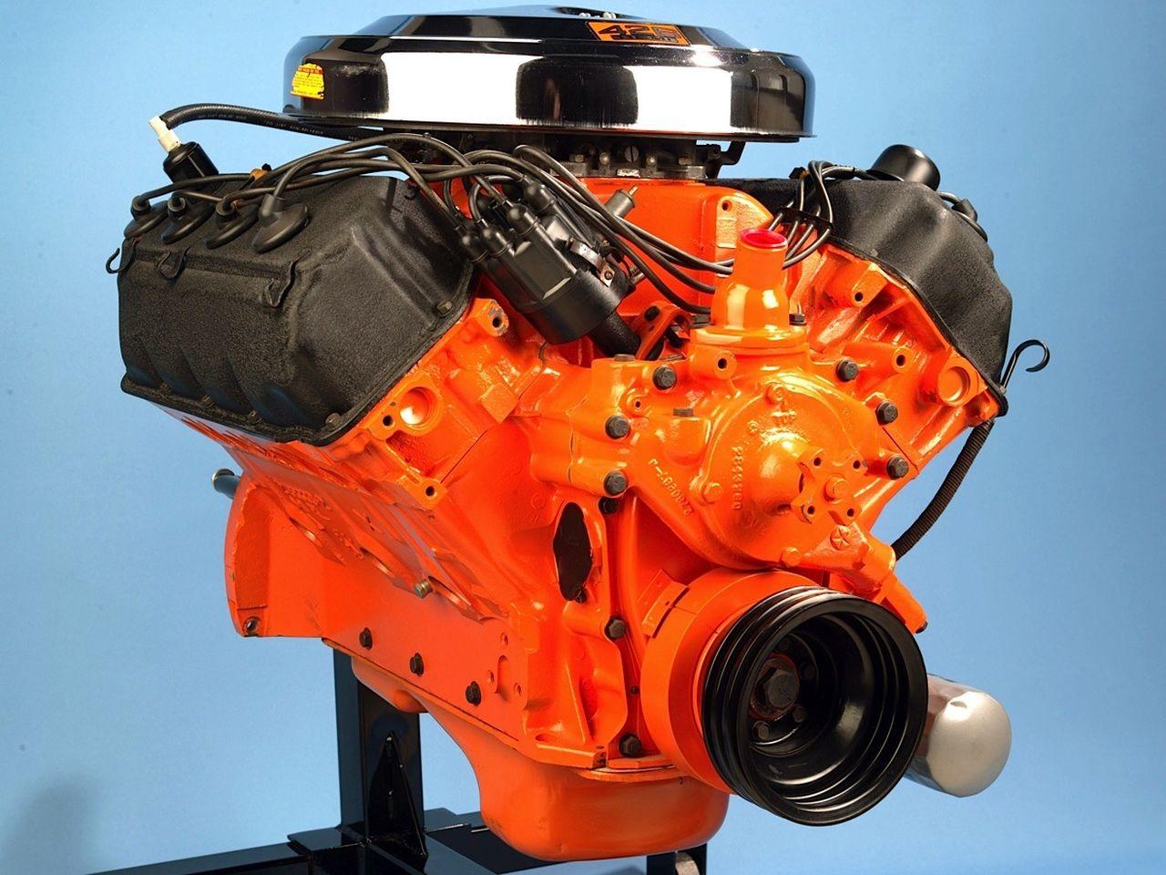 Engine Sound : 426 Hemi ! 1