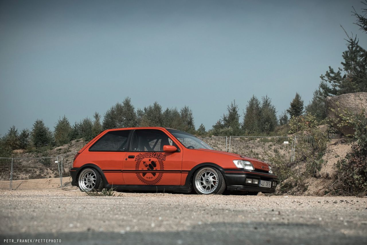 Ford Fiesta XR2i Style : Stance Discount #2 1