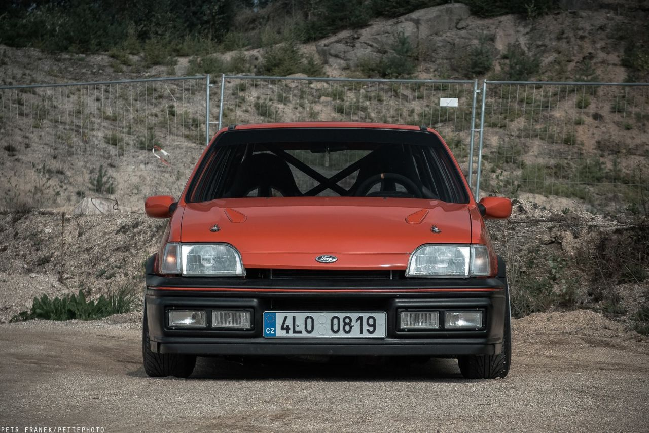 Ford Fiesta XR2i Style : Stance Discount #2 4