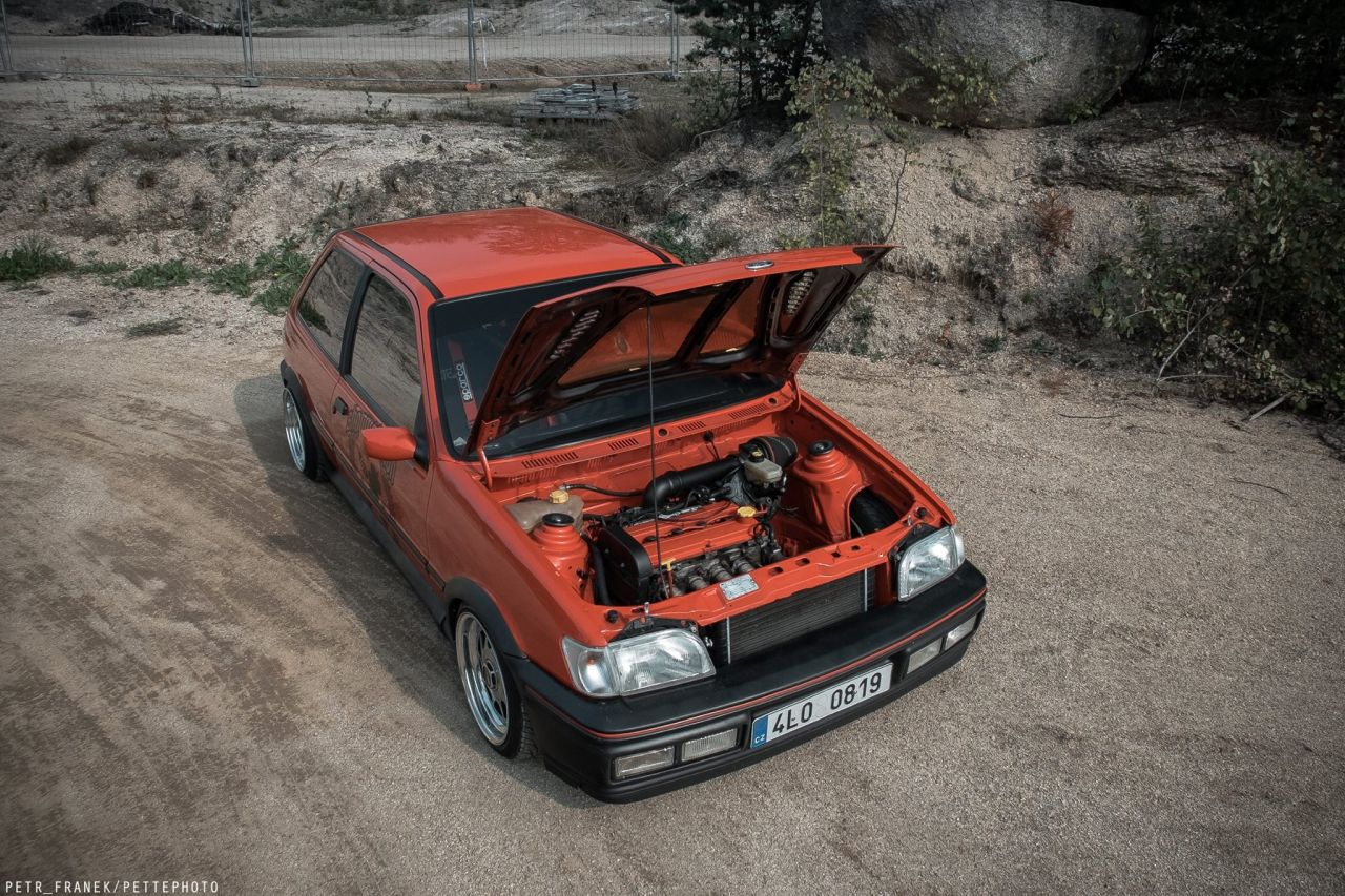 Ford Fiesta XR2i Style : Stance Discount #2 3