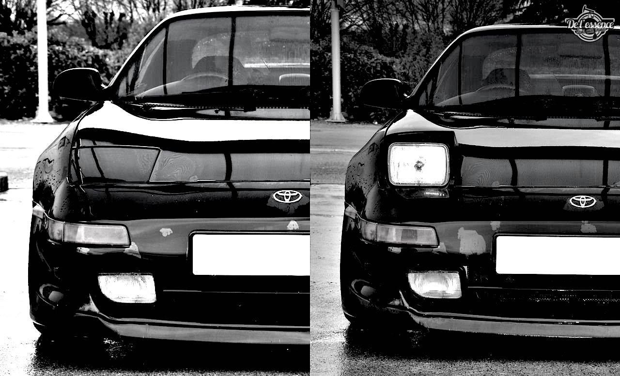 La Toy' MR2 de Paul - Love Story ! 4