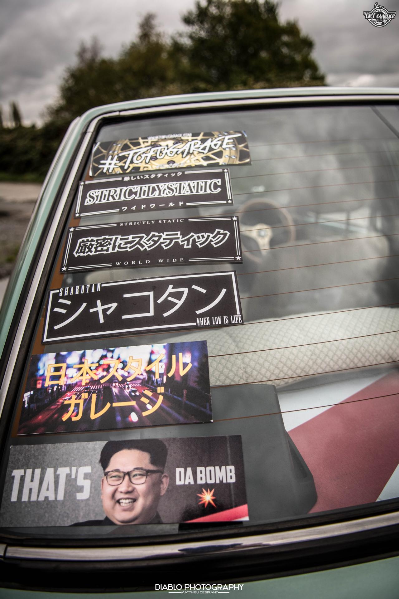 '82 Datsun Sunny B11 - Alexis daily ! 63
