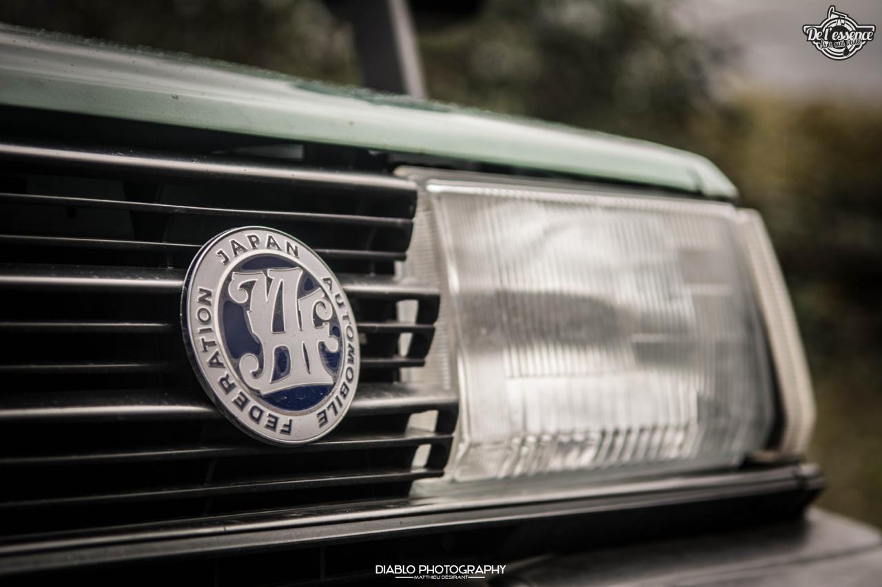 '82 Datsun Sunny B11 - Alexis daily ! 67