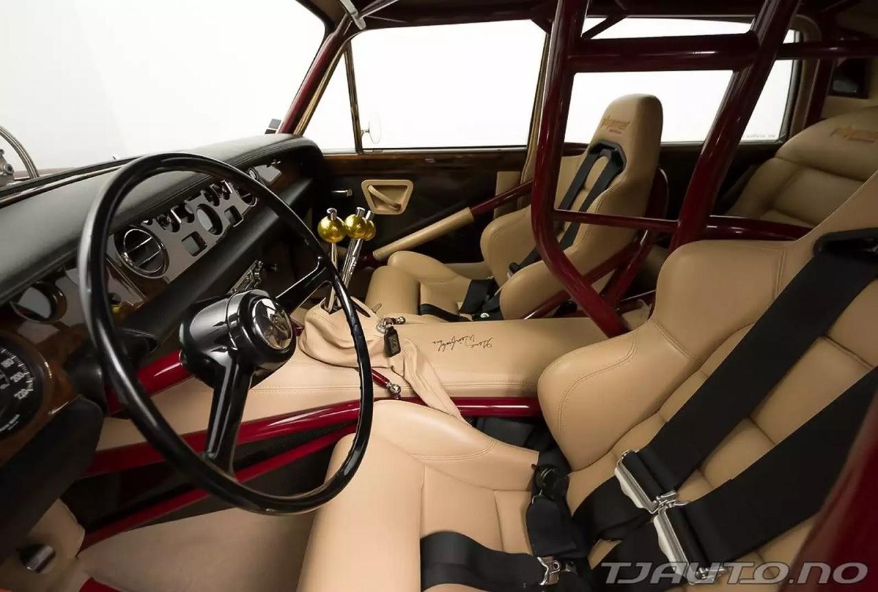 Rolls Royce Silver Shadow Drag - Quand tu n'arrives pas à choisir ton style... 5