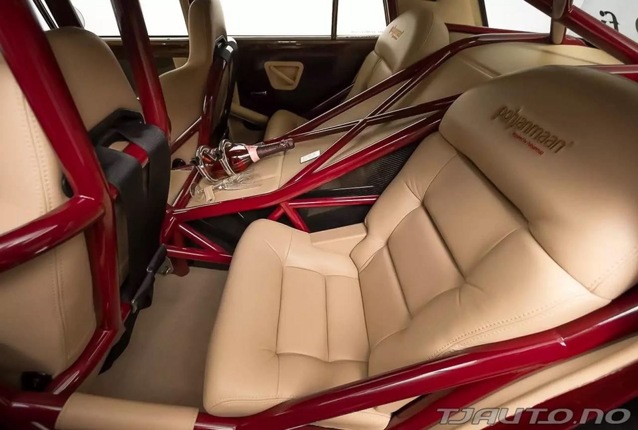 Rolls Royce Silver Shadow Drag - Quand tu n'arrives pas à choisir ton style... 3