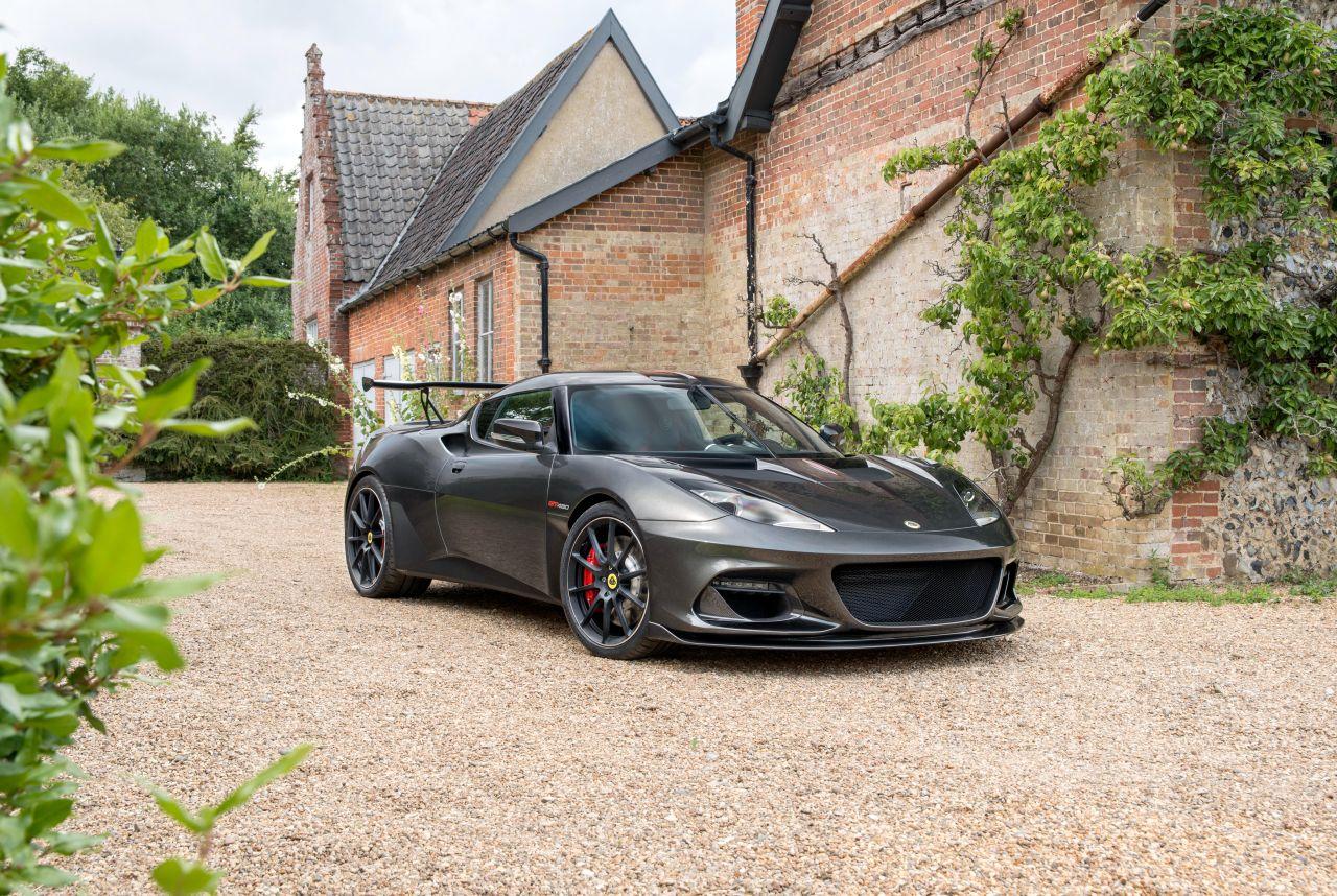 Engine Sound - Lotus Evora GT430 : Poussée de croissance 19