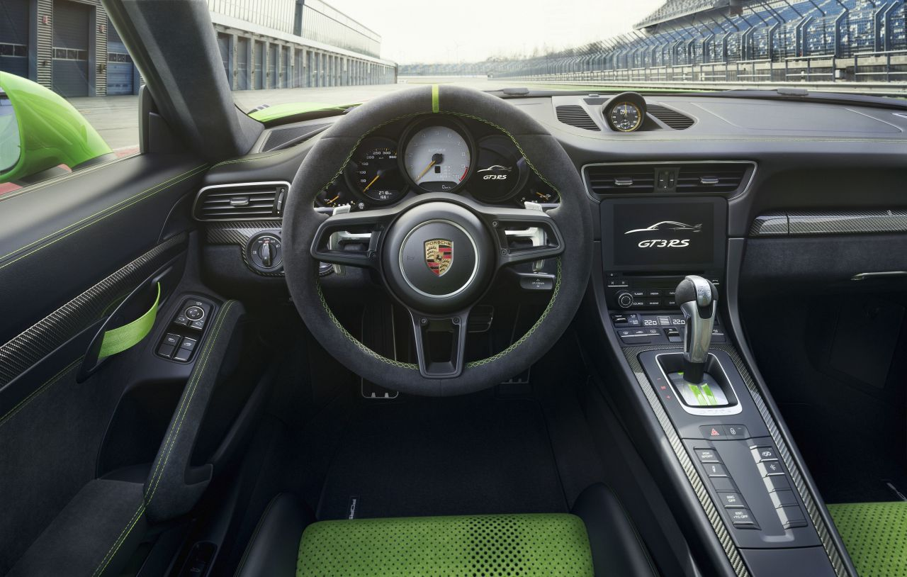 Porsche 911 GT3 RS - Patinage flatsistique 20