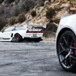 Acura NSX... 26 ans d'écart, ça a du bon ?!