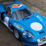 """L'unique Alpine A220 """"courte"""" : Après la piste, le rallye !"""