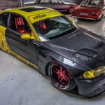 BMW M3 E46 – Quand Kean Suspensions croise la route de Rocket Bunny !