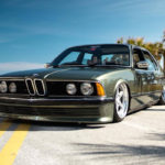Bagged BMW 735i E23... Drogue d'air !