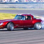'66 Jaguar Type E - Avec un 1JZ ça glisse mieux !
