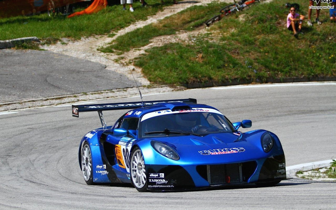 Hillclimb Monster : Lotus Exige K24 Supercharged… The Voice !