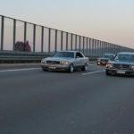 Des Mercos W126 et C126 totalement déchainées et énervées !