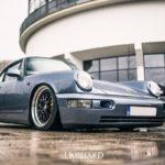 Porsche 964 Carrera 4 - Belgium Outlaw !