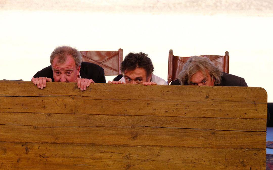 The Grand Tour – C'est fini ?!
