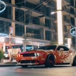 Dodge Challenger Hellcat LB Works - Ça va saigner !