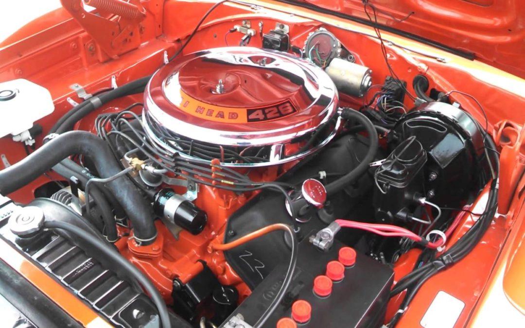 Engine Sound : 426 Hemi !