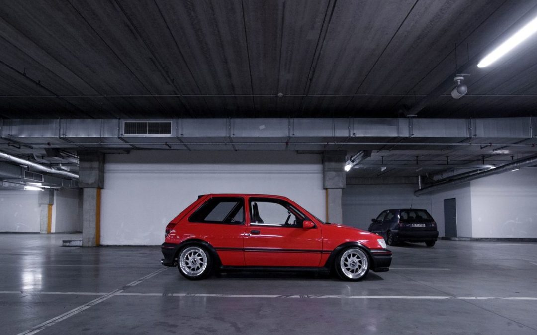 Ford Fiesta XR2i Style : Stance Discount #2