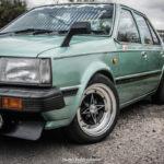 '82 Datsun Sunny B11 - Alexis daily !