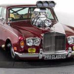 Rolls Royce Silver Shadow Drag – Quand tu n'arrives pas à choisir ton style…