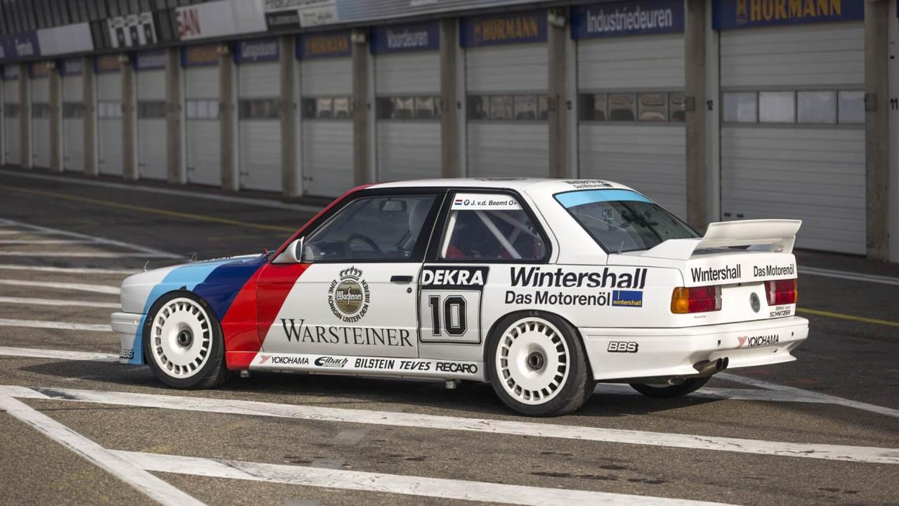 Engine Sound : 4 BMW M3 E30... Jouissance auditive ! 21