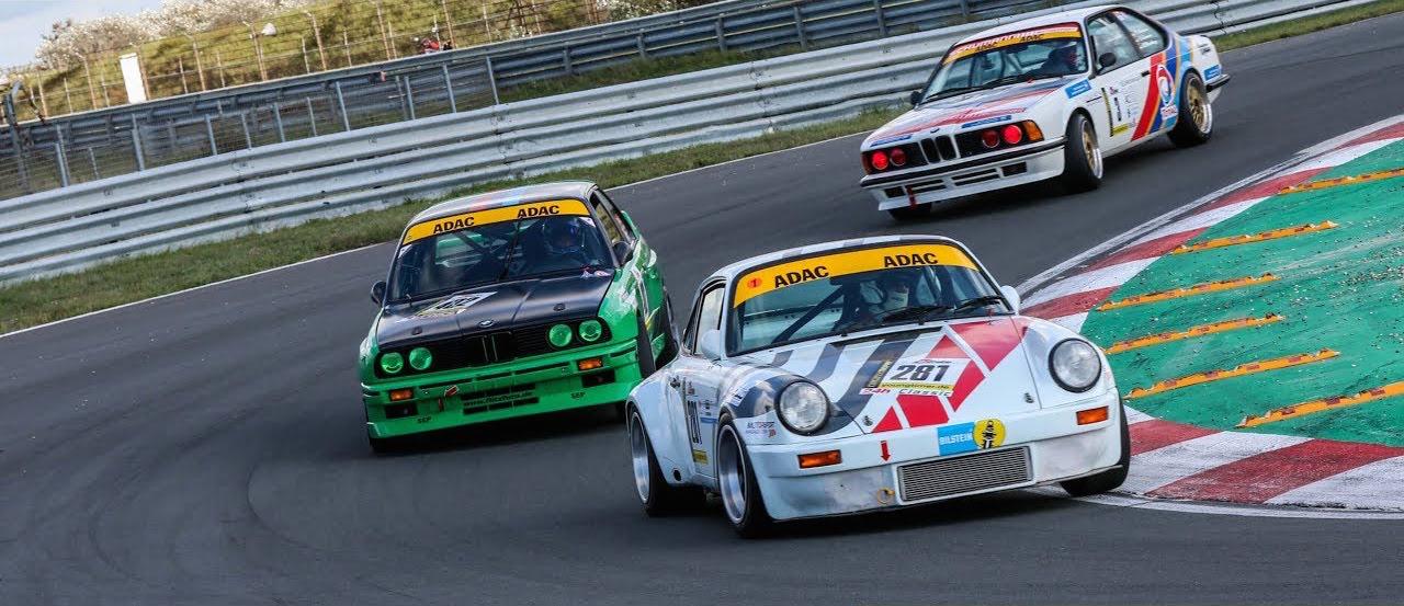 Engine Sound : 4 BMW M3 E30... Jouissance auditive ! 23