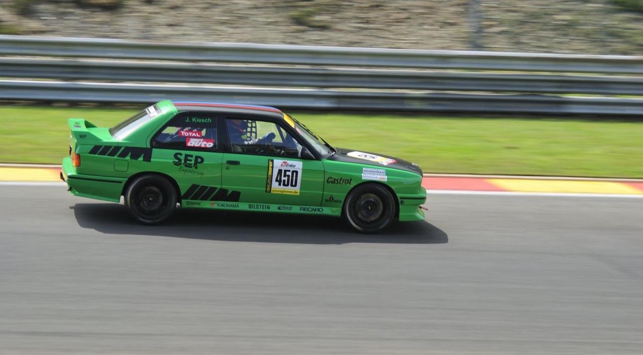 Engine Sound : 4 BMW M3 E30... Jouissance auditive ! 26