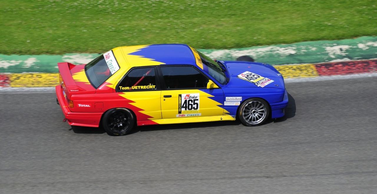 Engine Sound : 4 BMW M3 E30... Jouissance auditive ! 24