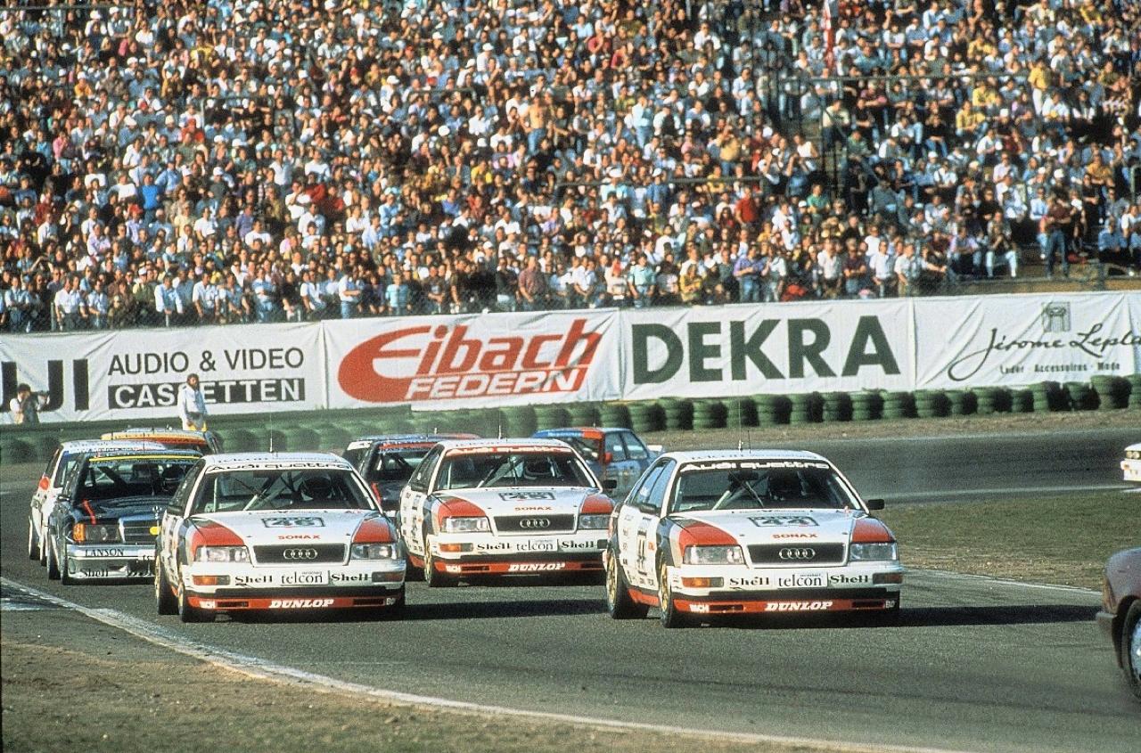 DTM '92 - Fight à Wundsorf 2