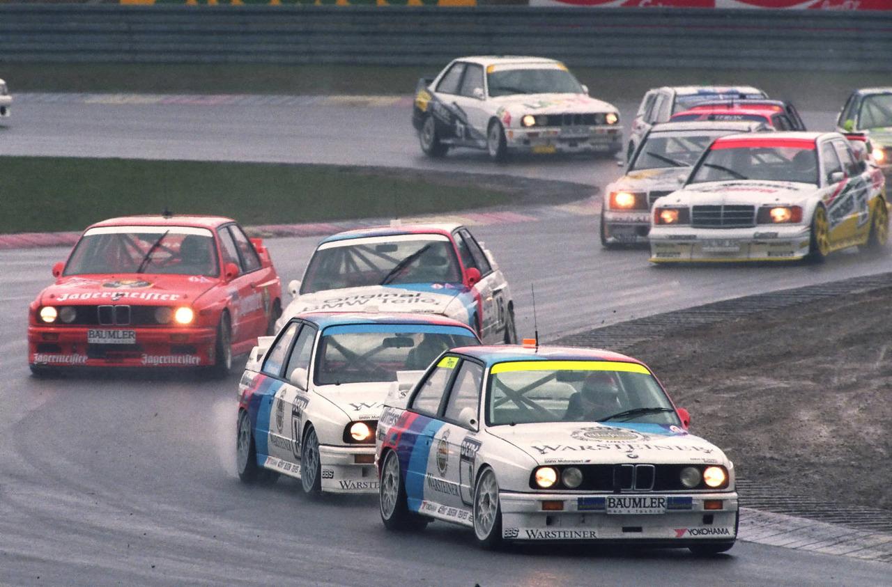 DTM '92 - Fight à Wundsorf 9