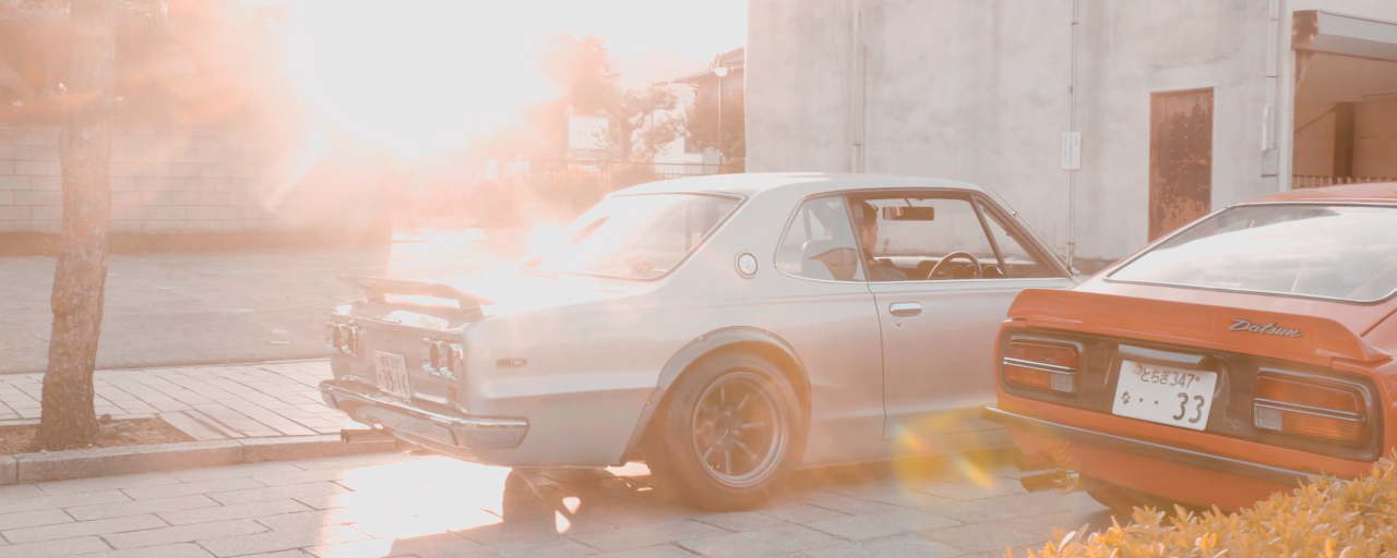 Datsun 240Z & Nissan Hakosuka... Sortez les Kleenex ! 21