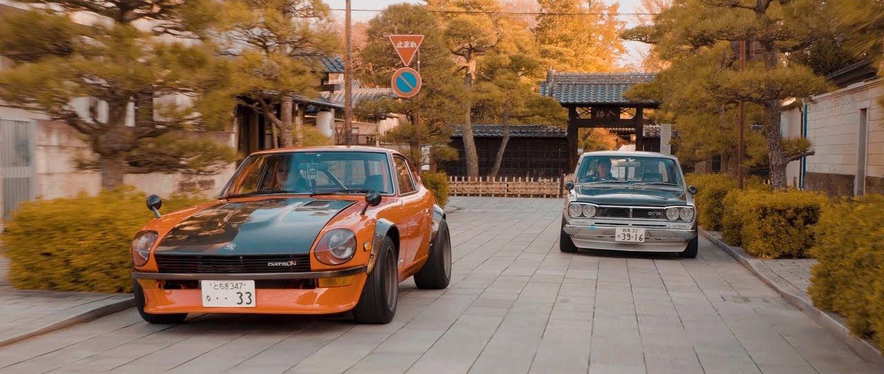 Datsun 240Z & Nissan Hakosuka... Sortez les Kleenex ! 23
