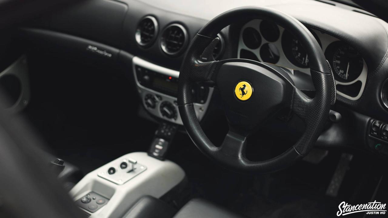 Ferrari 360 Modena F1 Airlift... Parce que c'est mieux que le static ! 12